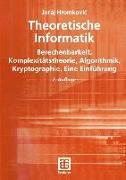 Cover-Bild zu Theoretische Informatik (eBook) von Hromkovic, Juraj