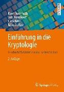 Cover-Bild zu Einführung in die Kryptologie von Freiermuth, Karin