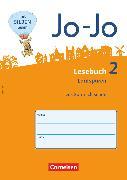 Cover-Bild zu Jo-Jo Lesebuch, Allgemeine Ausgabe - Neubearbeitung 2016, 2. Schuljahr, Lernspurenheft, 10 Stück im Paket