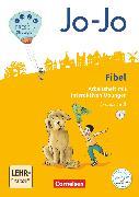 Cover-Bild zu Jo-Jo Fibel, Allgemeine Ausgabe 2016, Arbeitsheft mit interaktiven Übungen auf scook.de, In Grundschrift mit Einlegern und CD-ROM von Namour, Nicole