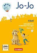 Cover-Bild zu Jo-Jo Fibel, Allgemeine Ausgabe 2016, Arbeitsheft mit interaktiven Übungen auf scook.de, In Druckschrift mit Einlegern und CD-ROM von Namour, Nicole