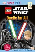 Cover-Bild zu Superleser! LEGO® Star Wars? Duelle im All