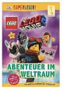 Cover-Bild zu SUPERLESER! THE LEGO® MOVIE 2? Abenteuer im Weltraum