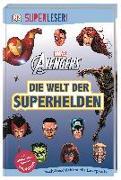 Cover-Bild zu SUPERLESER! MARVEL Avengers Die Welt der Superhelden