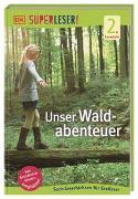 Cover-Bild zu SUPERLESER! Unser Waldabenteuer von Paxmann, Christine