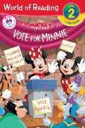 Cover-Bild zu Vote for Minnie von Vitale, Brooke