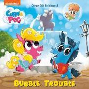 Cover-Bild zu Bubble Trouble (Corn & Peg) von Vitale, Brooke