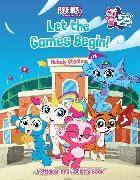 Cover-Bild zu Fingerlings: Let the Games Begin! A Sticker and Activity Book von Vitale, Brooke