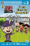 Cover-Bild zu I Am Eleanor Roosevelt von Vitale, Brooke