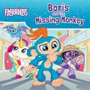 Cover-Bild zu Boris and the Missing Monkey von Vitale, Brooke