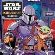 Cover-Bild zu Star Wars: The Mandalorian: A Clan of Two von Vitale, Brooke