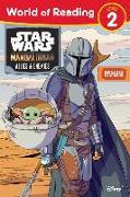 Cover-Bild zu Star Wars: The Mandalorian: Allies & Enemies Level 2 Reader von Vitale, Brooke