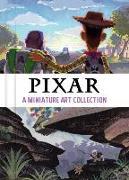Cover-Bild zu Pixar: A Miniature Art Collection (Mini Book) von Vitale, Brooke