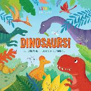Cover-Bild zu Little Genius Dinosaurs von Vitale, Brooke