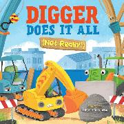 Cover-Bild zu Digger Does It All (Not Really!) von Vitale, Brooke