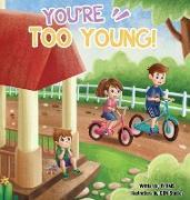 Cover-Bild zu You're Too Young von Farms