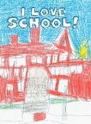 Cover-Bild zu I Love School! von Vitale, Brooke