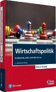 Cover-Bild zu WIRTSCHAFTSPOLITIK von Klump, Rainer
