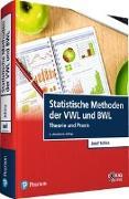 Cover-Bild zu Statistische Methoden der VWL und BWL von Schira, Josef