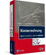 Cover-Bild zu KOSTENRECHNUNG von Deimel, Klaus