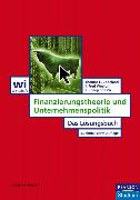 Cover-Bild zu Finanzierungstheorie und Unternehmenspolitik von Shastri, Kuldeep