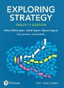 Cover-Bild zu Exploring Strategy Text & Cases PDF eBook (eBook) von Regner, Patrick