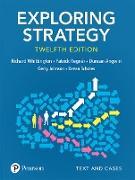 Cover-Bild zu Exploring Strategy Text & Cases ePub (eBook) von Regner, Patrick