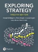 Cover-Bild zu Exploring Strategy Text Only PDF eBook (eBook) von Regner, Patrick