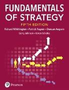 Cover-Bild zu Fundamentals of Strategy PDF ebook (eBook) von Whittington, Richard