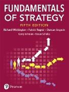 Cover-Bild zu Fundamentals of Strategy ePub eBook (eBook) von Whittington, Richard