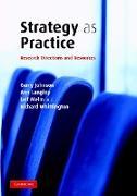 Cover-Bild zu Strategy as Practice (eBook) von Johnson, Gerry