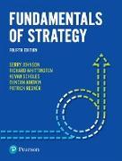 Cover-Bild zu Fundamentals of Strategy eBook (eBook) von Johnson, Gerry