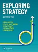 Cover-Bild zu Exploring Strategy Text Only ePub (eBook) von Johnson, Gerry