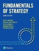 Cover-Bild zu Fundamentals of Strategy (eBook) von Johnson, Gerry