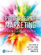 Cover-Bild zu Principles of Marketing, europ. edtition von Kotler, Phil T.