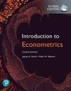 Cover-Bild zu Introduction to Econometrics, Global Edition von Stock, James H.