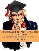 Cover-Bild zu CHSPE English Language Arts Study Guide von Exam Sam