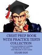 Cover-Bild zu CBEST Prep Book with Practice Tests Collection for California Educators von Exam Sam