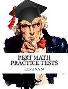 Cover-Bild zu PERT Math Practice Tests von Exam Sam