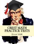 Cover-Bild zu CBEST Math Practice Tests von Exam Sam