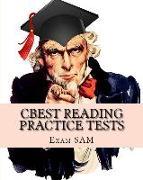 Cover-Bild zu CBEST Reading Practice Tests von Exam Sam