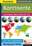Cover-Bild zu Kontinente von Kohl-Verlag, Autorenteam
