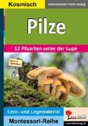 Cover-Bild zu Pilze (eBook) von Kohl-Verlag, Autorenteam