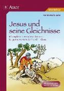 Cover-Bild zu Jesus und seine Gleichnisse von Zerbe, Renate Maria