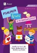 Cover-Bild zu Psalmen kreativ im Religionsunterricht von Zerbe, Renate Maria