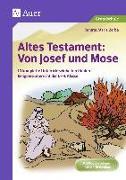 Cover-Bild zu Altes Testament Von Josef und Mose von Zerbe, Renate Maria