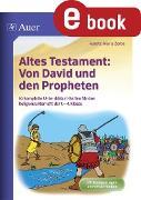 Cover-Bild zu Altes Testament Von David und den Propheten (eBook) von Zerbe, Renate Maria