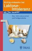 Cover-Bild zu Richtig einkaufen bei Laktose-Intoleranz von Hofele, Karin