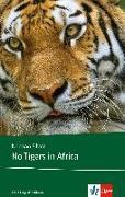 Cover-Bild zu No Tigers in Africa von Silver, Norman