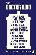 Cover-Bild zu Doctor Who: 12 Doctors 12 Stories (eBook) von Blackman, Malorie